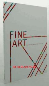 新进艺术家育成交流作品展 :fine art : university selection 2014-2015/