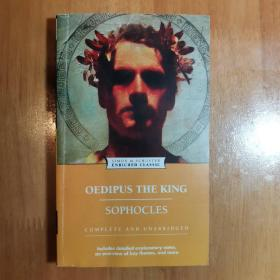 OEDIPUS THE KING:the King