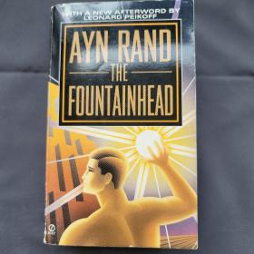 AYN RAND 《The Fountainhead》 《源泉》英文原版