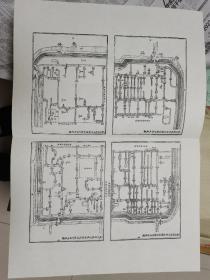 1639年版《苏州府城内水道图》