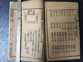 LX古董收藏研究类木刻古籍 《算法撮要》不分卷一厚册全。尺寸17.8×12.5厘米,虫伤破损轻微,前面缺两页。其它基本完好。 货比三家,价比三家,不讲价。 包邮前提是不乱退货,图物一致描述一致,退货双边运费买家负责。