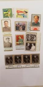 邮票混合销售(88包邮)