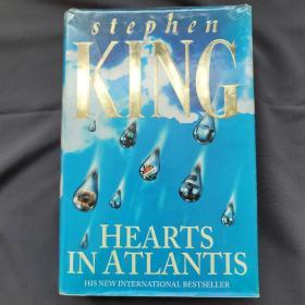 《Hearts in Atlantis》亚特兰蒂斯之心 精装英文原版