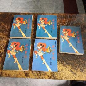 飞燕惊龙 1-5(全五册)