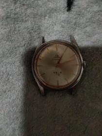 上海牌17钻防震老手表