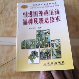 引进国外黄瓜新品及栽培技术