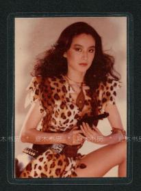 林青霞照片,女神狂野的一面,原版老照片