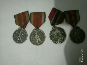 中国人民志愿军勋章
