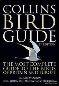 Collins Bird Guide 柯林斯鸟类图鉴