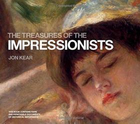 The Treasures of the Impressionists印象派画家,英文原版 9780233003993