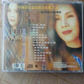 田震CD碟