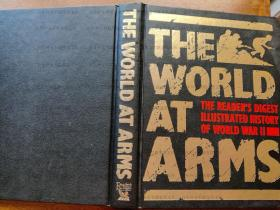 The World At Arms The Reader's Digest Illustrated History of World War II 讲述二次世界大战