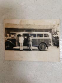 民国老照片  巡捕照片