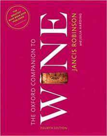 牛津葡萄酒辞典The Oxford Companion to Wine