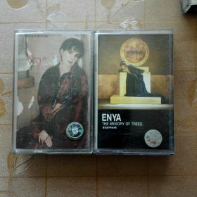 恩雅录音磁带三盒合售