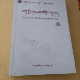 过程与阐释藏文