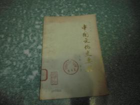 中国文化史要论(人物 图书)