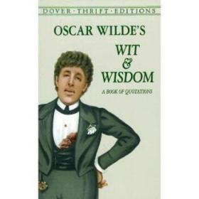 【进口原版】Oscar Wilde's Wit and Wisdom: A Book of Quot...
