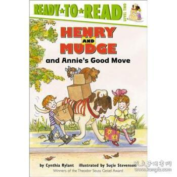 Henry and Mudge and Annies Good Move (Ready-To-Read: Level 2)  安妮搬家
