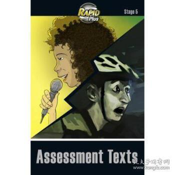 【进口原版】RapidPlus Assessment Book Stage 5