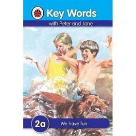 【进口原版】Key Words with Peter and Jane #2 We Have Fun...