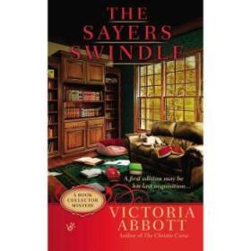 【进口原版】The Sayers Swindle