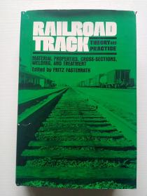 RAILROAD TRACK:THEORY AND PRACTICE 【精装小16开】