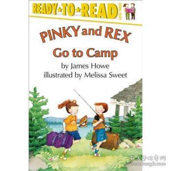 PinkyandRexGotoCamp野营