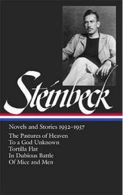 预售约翰·斯坦贝克美国图书馆线装本小说集1932-1937 John Steinbeck: Novels and Stories 1932–1937