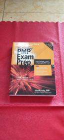 PMP Exam Prep, Sixth Edition:Rita's Course in a Book for Passing the PMP Exam【PMP考试准备,第六版:丽塔通过PMP考试的书中的课程】(带光盘)大16开 平装