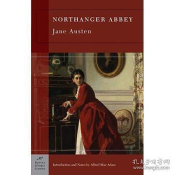 NorthangerAbbey(Barnes&NobleClassicsSeries)