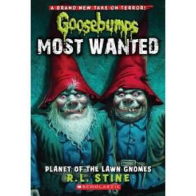 Goosebumps Most Wanted #1: Planet of the Lawn Gnomes