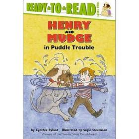 Henry and Mudge in Puddle Trouble (Ready to Read, Level 2)  泥潭的烦恼
