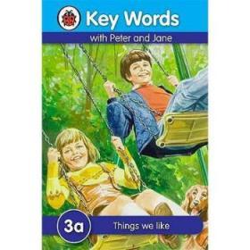【进口原版】Key Words: 3a Things we like