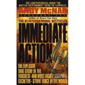 【进口原版】Immediate Action: The Explosive True Story o...