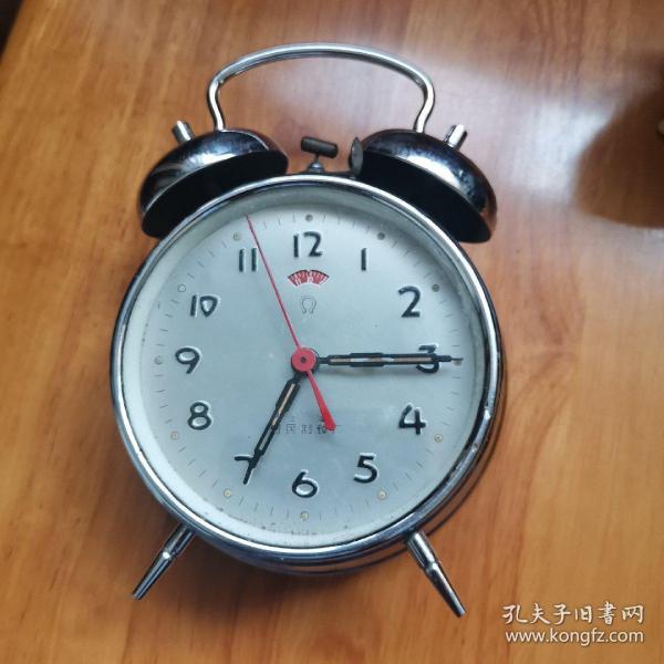 上海八十年代电马蹄表(时民制钟 )