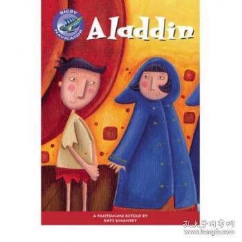 【进口原版】Navigator Plays: Year 5 Blue Level Aladdin Single