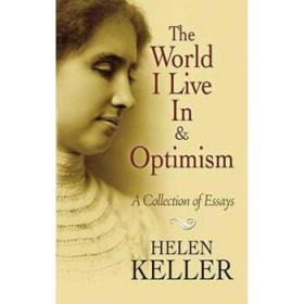 【进口原版】The World I Live in and Optimism: A Collecti...