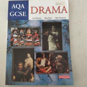 【外文原版】 AQA GCSE Drama