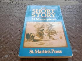 THE SHORT STORY 25 Masterprieces 英文原版书