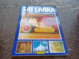 SRI LANKA ENGLISH EDITION (斯里兰卡英文版)