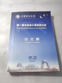 中国政法大学 第一届法务会计国际研讨会 论文集