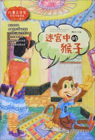 儿童文学奖获奖作家书系:迷宫中的猴子(四色注音)