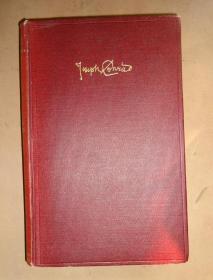 1927年 Joseph Conrad : Youth & Heart of Darkness 约瑟夫•康拉德经典杰作《青春》及《黑暗的心》精装善本 品相上佳 配补插图