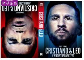 Cristiano and Leo: The Race to Become the Greatest Football Player 英文原版 C羅與梅西:通往成為優秀足球員之路