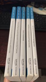 SCHWESER CFA EXAM PREP 2014(LEVEL1-,5)