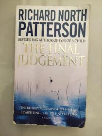 The Final Judgement by Richard North Patterson 英文原版,<最后的审判>