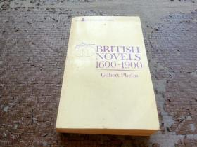 AN Introdution to FIFTY BRITISH NOVELS:1600-1900 英文原版书 正版现货