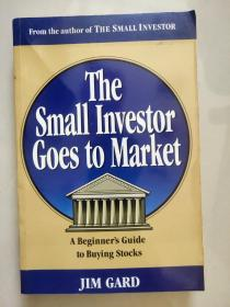 The Small Investor Goes to Market:A Beginner's Guide to Buying Stocks