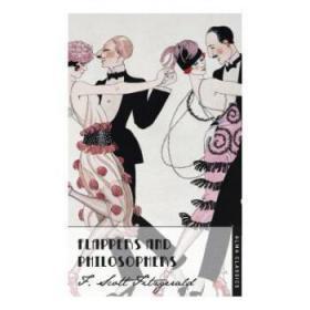 【进口原版】Flappers and Philosophers: The Collected Sho...